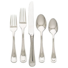 traditional flatware by Crate&Barrel