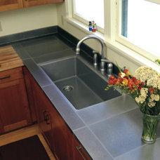 Contemporary Kitchen Sinks by Eleek Inc.