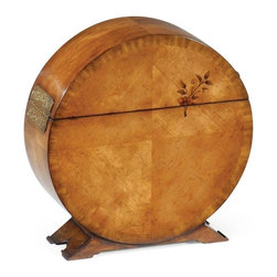 Jonathan Charles - New Jonathan Charles Placemats Walnut Round - Product Details