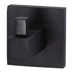Alno Inc. - Alno Creations Contemporary Ii Robe Hook Bronze A8480-Brz - Alno Creations Contemporary Ii Robe Hook Bronze A8480-Brz