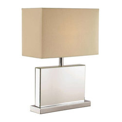 Trans Globe Lighting - Trans Globe Lighting RTL-8864 Table Lamp In Polished Chrome - Part Number: RTL-8864