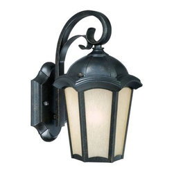Vaxcel Lighting - Vaxcel Lighting CE-OWU090 Chloe 3 Light Outdoor Wall Sconce - Features:
