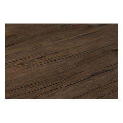 Vesdura - Vesdura Vinyl Planks - 3mm Click Lock Exclusive Woods Collection - [27.1 sq ft/box] - Brown Pine -  For a durable, easy-to-install flooring, the Vesdura Deep Embossed 3mm Exclusive Woods luxury vinyl planks offer home- and business-owners an affordable, long-lasting tough product.    With multiple colors available, authentic-looking surface created through superior manufacturing processes, and ease of use that will appeal to a varied range of spaces.    Vesdura's 3mm Exclusive Woods Collection vinyl floating floor is a product that is backed with a 25-year residential, 5-year light-commercial warranty, and is sold exclusively through BuildDirect at a cost 40% lower than the only competing product available on the market today.    Vesdura quality     This collection of vinyl flooring is the result of industry leadership through high standards, good pricing, and great products, while adhering to North American standards for product emissions.     A Floorscore-certified product able to be used in LEED-level projects, Vesdura Exclusive Woods Collection is yet another reason vinyl flooring will continue to appeal to the modern designer's eye in the 21st century.     Vinyl flooring that wins your attention    Locking vinyl flooring is gaining strength as a go-to surface for style and practicality, and with good reason. Built tough, affordable, able to stand up to humid conditions, and easy to install, it offers all the flexibility most indoor projects need.    Easy to replace or remove    If some unforeseen event occurs and you get a few damaged planks, it's easy to replace one or several pieces. If you're in love with the floor and want to take it to your new home, or install it in a different room, it's easy to take up and lay down elsewhere, instead of being a long-term single-space commitment.    The BuildDirect promise    No retailer, wholesaler, or anyone else can offer you this line of vinyl flooring