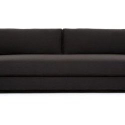 Hudson Sofa - Simple, clean lines and balanced proportions define this sofa. Dual back cushions compliment the single, long seat cushion in this modern remix of a classic look.