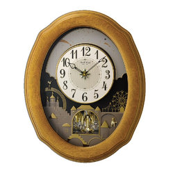 Contemporary Clocks Find Traditional And Digital Clock