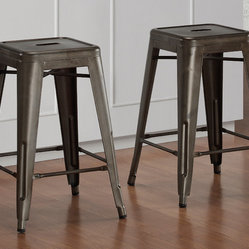 Tabouret Vintage Counter Stool (Set of 2)