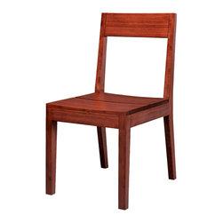 Greenington Bamboo - Greenington Bamboo Hazel Bamboo Chair - Dark Chocolate -