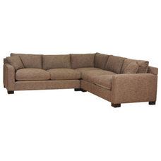 Contemporary Sectional Sofas by Van Gogh Designs