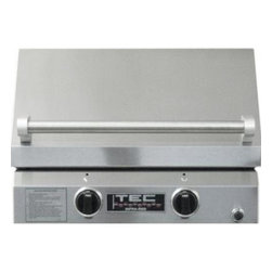 TEC - TEC Sterling II FR Infrared Built-in Natural Gas Grill w Mounting Kit - *100 Percent Infrared Energy