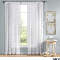 Tommy Bahama - Tommy Bahama Ocean Club Drape Panel Set - These Tommy Bahama window panels will instantly update any room in your home. These beautifully constructed window panels feature a sheep print panel and are washer machine friendly.
