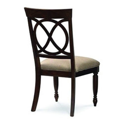 ART Furniture - Sutton Bay Wood Side Chair - Set of 2 - 1029889 - Sculptural and simple yet elegant in appearance