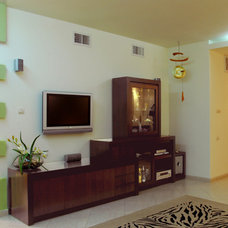 """Contemporary Living Room by """"Paissin"""""""