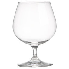 traditional cups and glassware by Crate&Barrel