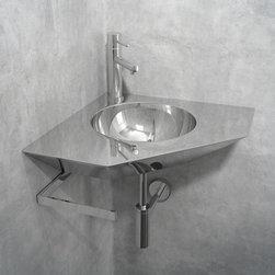 Componendo   Orn Corner Sink -
