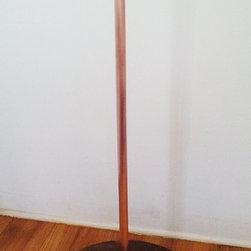 Copper T-Stand / Coat Rack / Garment Rack - Elegant and Compact Design