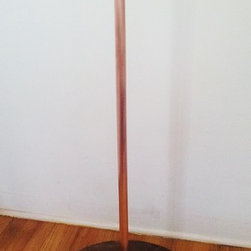 Copper T-Stand / Coat Rack / Garment Rack - Elegant and Compact Design