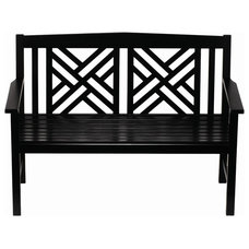 Traditional Outdoor Benches by Chairs 1000
