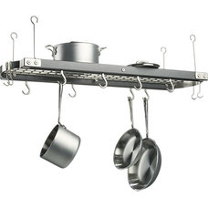 Traditional Pot Racks by Crate&Barrel
