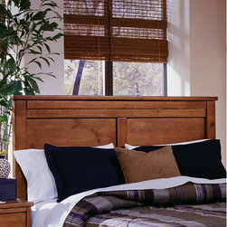"""Progressive Furniture - Diego Panel Headboard - Diego features simplistic cases with linear detail allowing the architectural lines to create interest. Features: -Diego collection. Dimensions: -Full / Queen: 52"""" H x 65"""" W x 4"""" D, 45 lbs. -King: 52"""" H x 83"""" W x 4"""" D, 58.5 lbs."""