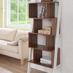 Bookcases find bookshelf designs online for Furniture of america danbury modern