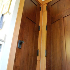 interior doors by NEWwoodworks