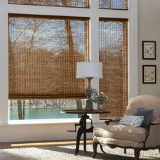 Traditional Living Room by Gordon's Window Decor