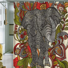 Eclectic Shower Curtains by Pure Home