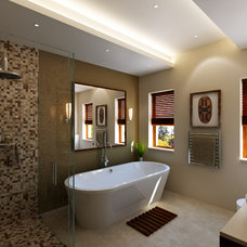 Contemporary Bathroom by Bathroom By Design
