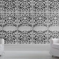 Eclectic Wallpaper by Bouf