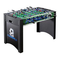 Blue Wave - Blue Wave Striker II 48 Inch Soccer Table - Foosball 1