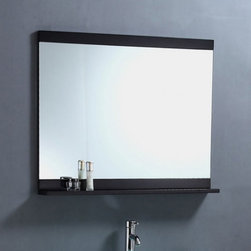 Legion Furniture - Legion Furniture Chase 36 in. Mirror Multicolor - WA2140-M - Shop for Bathroom from Hayneedle.com! About Legion Furniture LLCLegion Furniture LLC is a Sacramento California-based company that specializes in commercial and residential furniture. The company offers thousands of items all made by expert craftsmen. Their product lines incorporate a wide variety of styles to address the needs of every designer. From contemporary vanities to traditional barstools Legion Furniture can outfit your home in the style of your dreams.