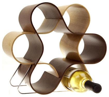 Modern Wine Racks by Gessato