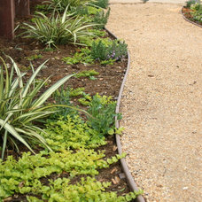 Contemporary Landscape by Kristen Rudger Landscape Design