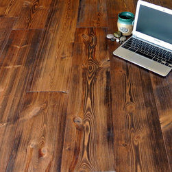 Douglas Fir Flooring - Douglas Fir flooring.