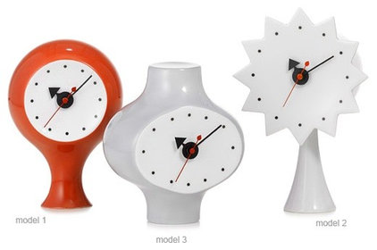 Modern Desk And Mantel Clocks by hive