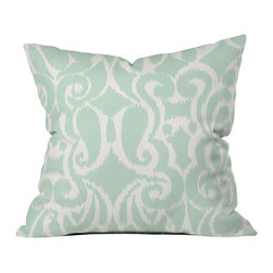 Khristian A Howell Eloise Outdoor Throw Pillow - Do you hear that noise? it's your outdoor area begging for a facelift and what better way to turn up the chic than with our outdoor throw pillow collection? Made from water and mildew proof woven polyester, our indoor/outdoor throw pillow is the perfect way to add some vibrance and character to your boring outdoor furniture while giving the rain a run for its money.