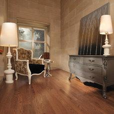 Modern Hardwood Flooring by Qualityflooring4less.com