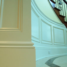 Traditional Molding And Trim Federal Style Moulding