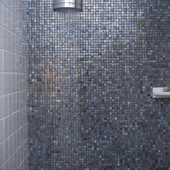 contemporary bathroom tile by Sunderland Brothers Company - Omaha