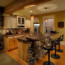 Concrete - Top Off Your Cabinetry with Custom Countertops