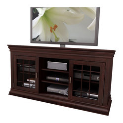 Transitional Media Storage: Find TV Stands and Media Console Ideas Online