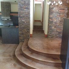 Contemporary Flooring by VC Studio Inc.