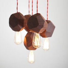 Contemporary Chandeliers by Etsy