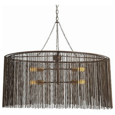 Industrial Chandeliers by Masins Furniture
