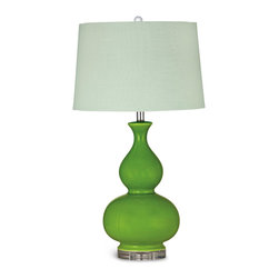 Bassett Mirror - Bassett Mirror Elsa Table Lamp - Elsa Table Lamp