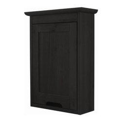 Kai Legaard - FREDEN Wall cabinet - Wall cabinet, black-brown