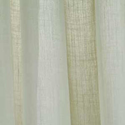 Leno Sheer Drapery in Camel - Discount Designer Leno Sheer Drapery Fabric in Camel. Linen-look 100% Polyester great for drapes, curtains, canopy, roman shades and other window treatments.