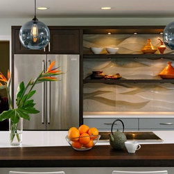 Contemporary Kitchen Cabinets Design Remodel - Toledo Cabinets offers contemporary kitchen cabinets Design Remodel Decor your New Kitchen with Toledo Cabinets largest collection of interior design and decorating ideas.