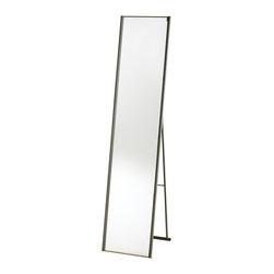 Adesso - Adesso WK2444-22 Alice Floor Mirror - Adesso WK2444-22 Alice Floor Mirror