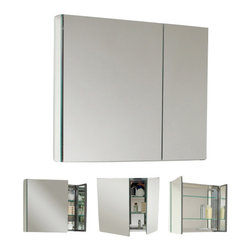 30 inch medicine cabinet medicine cabinets find mirrored and recessed medicine cabinet designs - High end medicine cabinets with mirrors ...